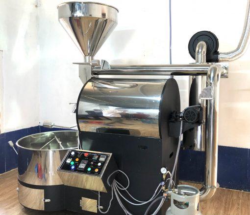 máy rang cà phê 7kg