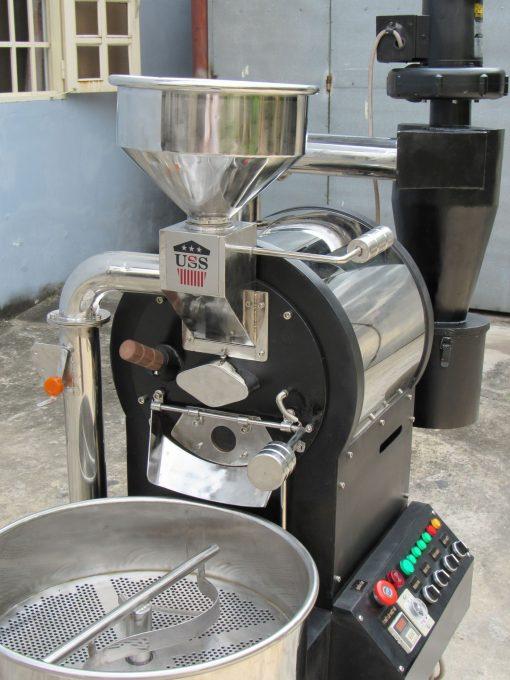 Máy rang Cà phê 10kg /mẻ