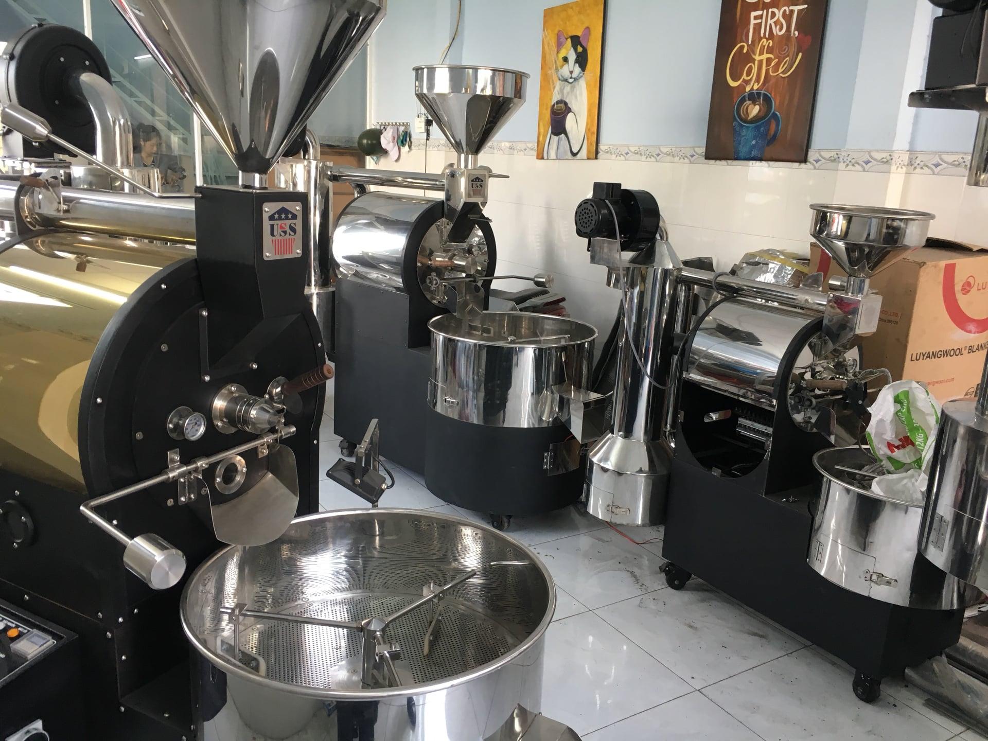 may rang cafe gia re chat luong
