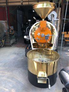 máy rang cà phê chất lượng