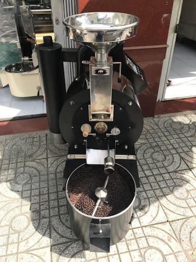 Giới thiệu máy rang cà phê uy tín chất lượng tại hcm