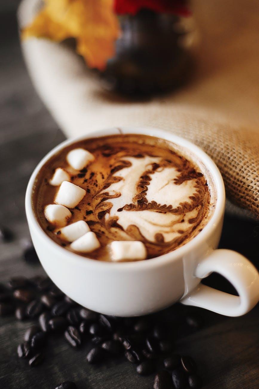thoi diem thuong thuc cafe